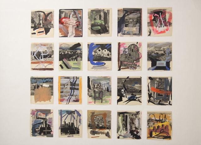 Federico Luger, Spain Book, DERIVE, Opere Scelte, 2017