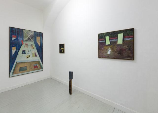 Federico Luger, Recent Works, Opere Scelte, 2016