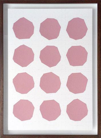 James Scott Brooks, Transformation of a city (Copenhagen), 2016, gouache, scalpel & pencil on archival watercolour paper, 42 x 29.7 cm