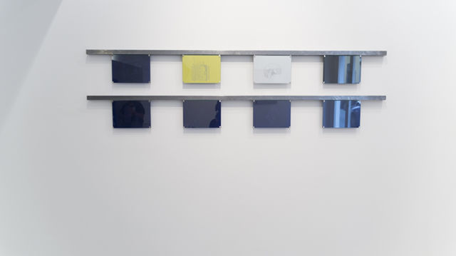 Gema Rupérez, Transformadores, 2015, installation, drawings on tracing paper, 18,5 x 25,5 cm each