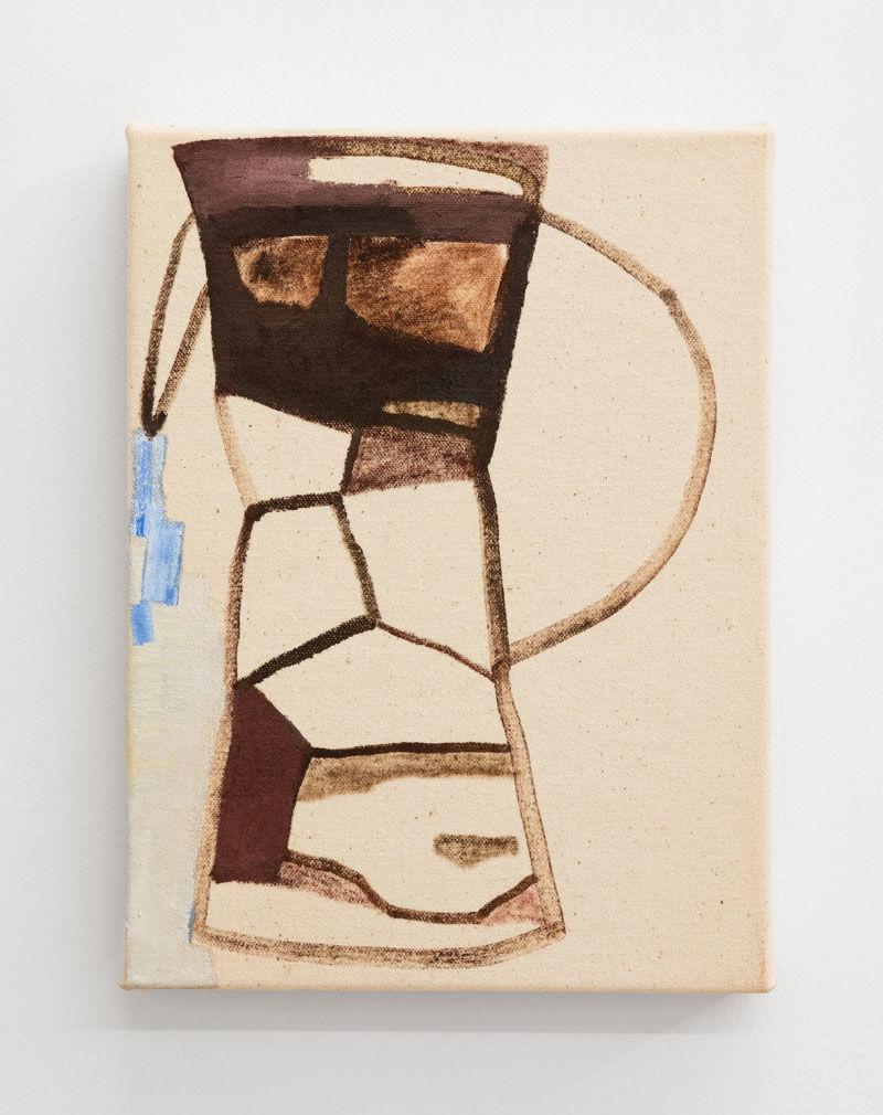 Nadia Gohar, Mudstone, Erin Stump Projects, 2019