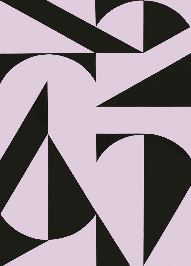 Michael Conrads, Pressure Drops_II, 2019, acrylics and canvas on canvas, 190x135 cm